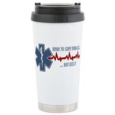Cute Careers and professions Stainless Steel Travel Mug