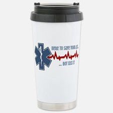 Funny Hospital Travel Mug