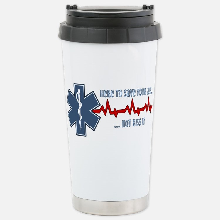 Cute Careers and professions emt Travel Mug