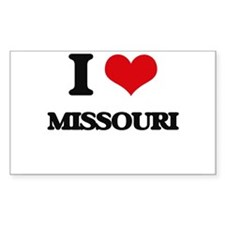 I Love Missouri Decal