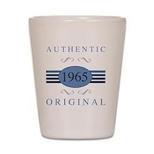 1965 Authentic Shot Glass