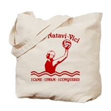 NATAVI (both sides) Tote Bag