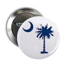 "PALMETTO TREE 2.25"" Button (100 pack)"