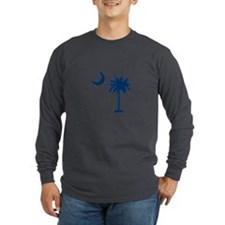 PALMETTO TREE Long Sleeve T-Shirt