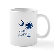 SOUTH CAROLINA PALMETTO Mugs