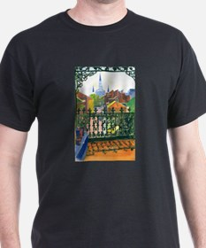 French Quarter Balcony T-Shirt