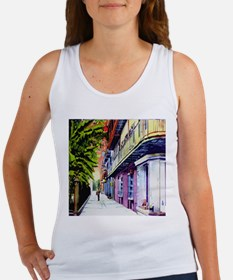 Old Pirates Alley Tank Top