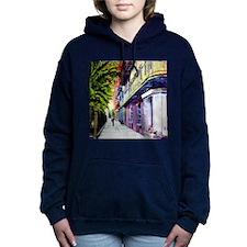 Old Pirates Alley Women's Hooded Sweatshirt