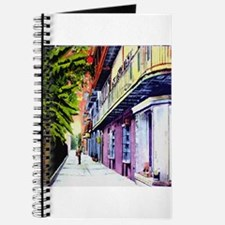 Old Pirates Alley Journal
