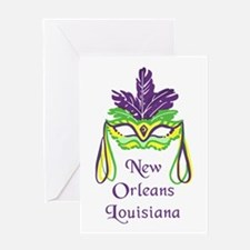 NEW ORLEANS LOISIANA Greeting Cards