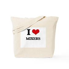 I Love Mixers Tote Bag