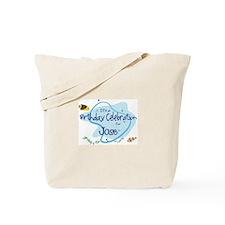 Celebration for Jose (fish) Tote Bag
