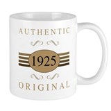 Birth date Small Mugs (11 oz)