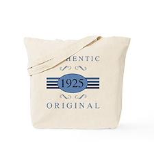 1925 Authentic Tote Bag