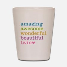 Awesome Twin Shot Glass