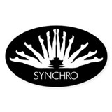 Synchronized swimming 50 Pack