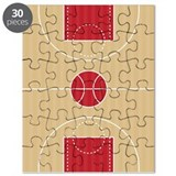 Basketball court Puzzles