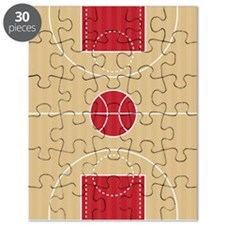 Basketball Court Puzzle