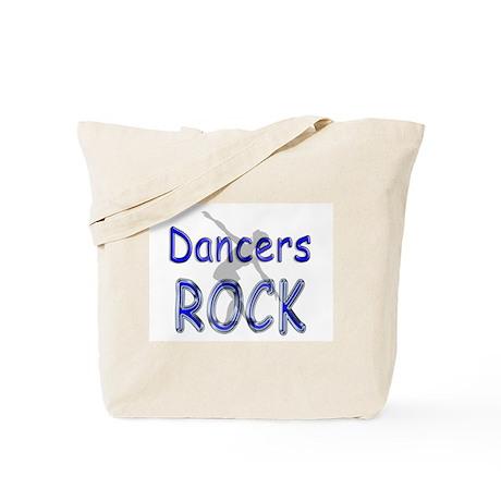 Dancers Rock Tote Bag
