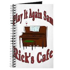 Play It Again Journal