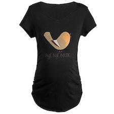 Bye Bye Birdie Maternity T-Shirt