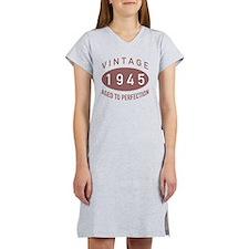 1945 Vintage Women's Nightshirt