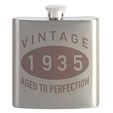 1935 Vintage Flask