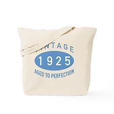1925 Vintage Tote Bag