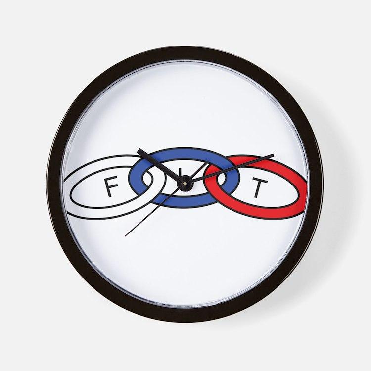International Order of the Odd Fellows Wall Clock