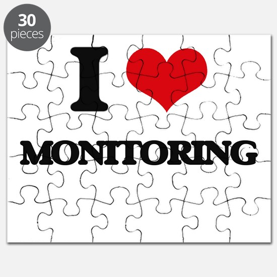 I Love Monitoring Puzzle