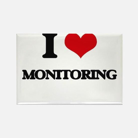 I Love Monitoring Magnets