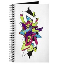 Graffiti King Journal