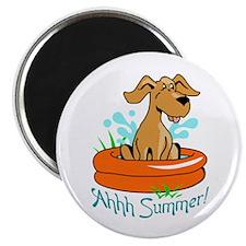 AHHH SUMMER Magnets