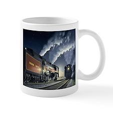 Cute Railroad Mug