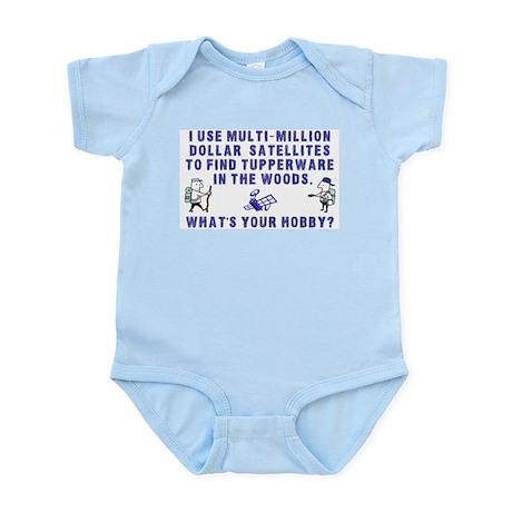 Geocache Infant Creeper