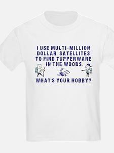 Geocache Kids T-Shirt
