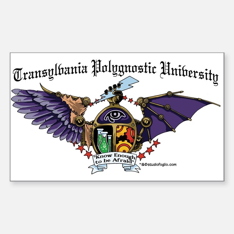 TPU small color Decal
