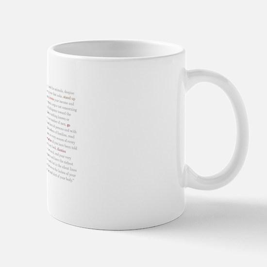 Unique Walt whitman Mug