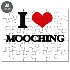 I Love Mooching Puzzle