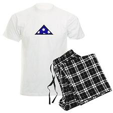 FOLDED AMERICAN Pajamas