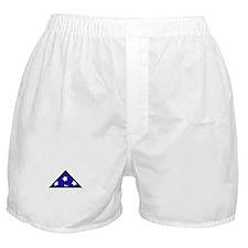 FOLDED AMERICAN Boxer Shorts