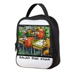 Salad Bar Exam Neoprene Lunch Bag