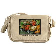 Salad Bar Exam Messenger Bag