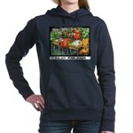 Salad Bar Exam Women's Hooded Sweatshirt