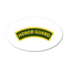 HONOR GUARD ARCHED Wall Decal