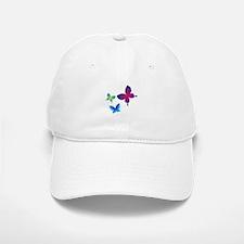 Colorful Buttlerflies Baseball Baseball Baseball Cap
