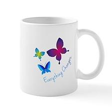 Everything Changes Mugs