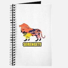 LION SERENGETI Journal