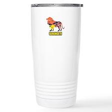 LION SERENGETI Travel Mug