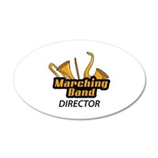 BAND DIRECTOR Wall Decal